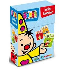 Studio 100 Bumba Spel Kwartet Junior Baby-peuter Speelgoed online kopen